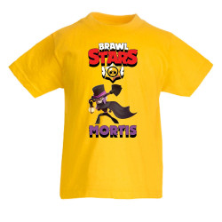 Детска тениска Mortis 1 Brawl Stars