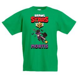 Детска тениска Mortis 3 Brawl Stars