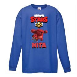 Детска тениска Nita 2 Brawl Stars