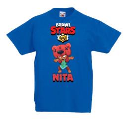 Детска тениска Nita Brawl Stars