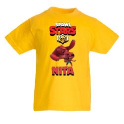 Детска тениска Nita 4 Brawl Stars