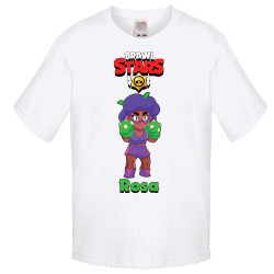 Детска тениска Rosa Brawl Stars