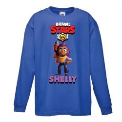 Детска тениска Shelly 2 Brawl Stars
