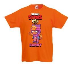 Детска тениска Sandy Brawl Stars