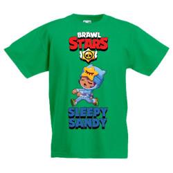 Детска тениска Sleepy Sandy Brawl Stars
