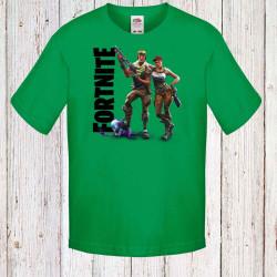 Детска тениска Fortnite Royale Champ 3