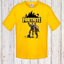 Детска тениска Fortnite Royale Champ 1