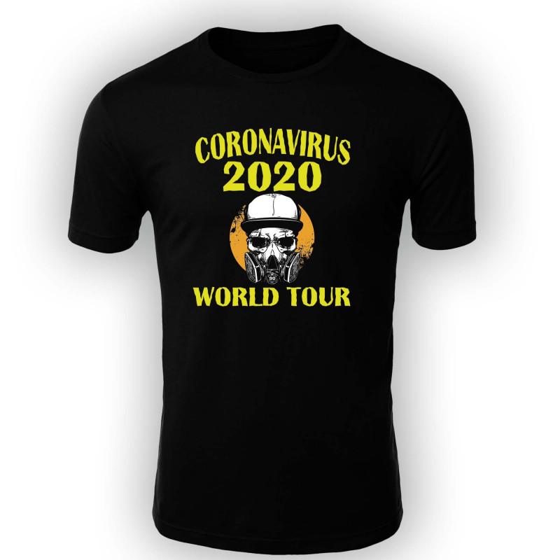 Мъжка тениска Корона вирус corona virus COVID-19 003