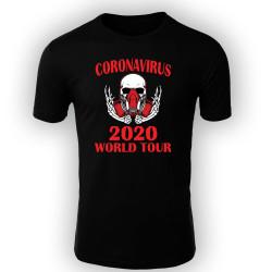 Мъжка тениска Корона вирус corona virus COVID-19 007