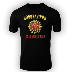 Мъжка тениска Корона вирус corona virus COVID-19 009