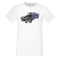 Мъжка тениска BMW 3.0 CSL