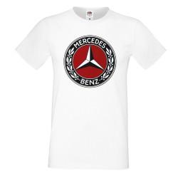 Мъжка тениска Mercedes Benz