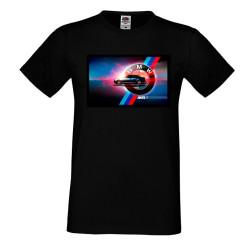 Мъжка тениска BMW 4