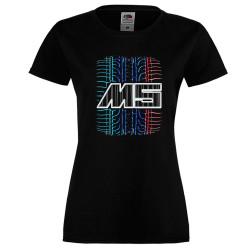 Дамска тениска BMW M5