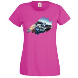 Дамска тениска Mercedes 2
