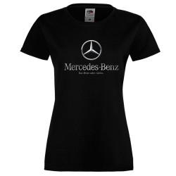 Дамска тениска Mercedes 3