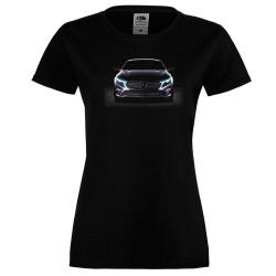 Дамска тениска Mercedes 4
