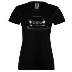Дамска тениска Mercedes 5