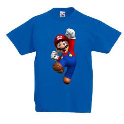 Детска тениска Super Mario 1