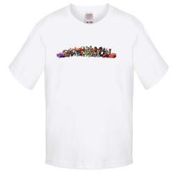 Детска тениска Disney герои
