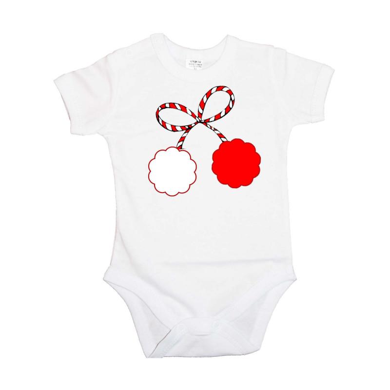 Бебешко боди Мартеница 3