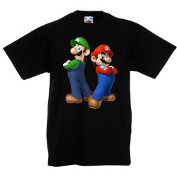 Детска тениска Super Mario 6