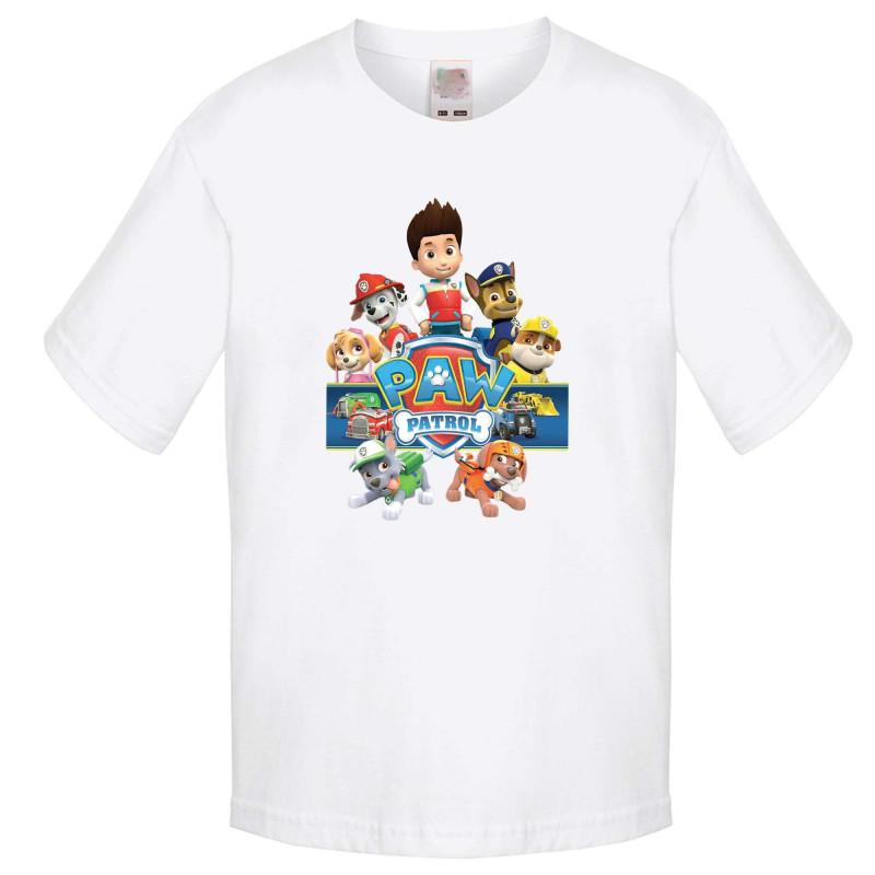 Детска тениска Paw Patrol 2