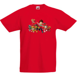 Детска тениска Paw Patrol 3