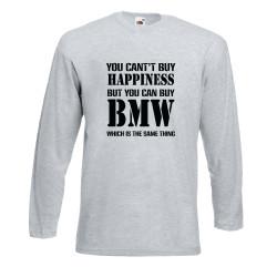 Мъжка тениска BMW You Can't Buy Happines