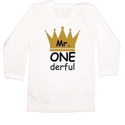 Бебешка блуза Mr ONEderful