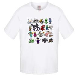 Детска тениска Minecraft 8