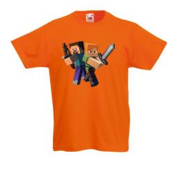 Детска тениска Minecraft 6