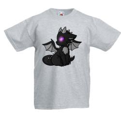 Детска тениска Minecraft Enderdragon