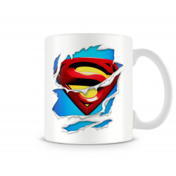 "Чаша ""Superman torn MUG"""