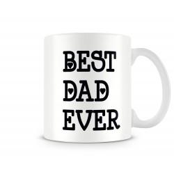 "Чаша ""BEST DAD EVER MUG"""