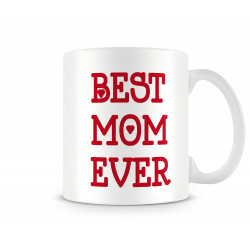 "Чаша ""BEST MOM EVER MUG"""