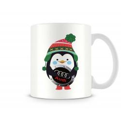 "Чаша ""AUDI Penguin MUG"""