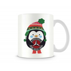 "Чаша ""Mercedes BENZ Penguin MUG"""