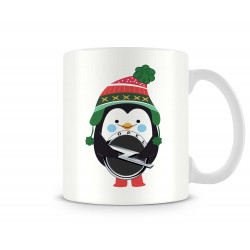 "Чаша ""OPEL Penguin MUG"""