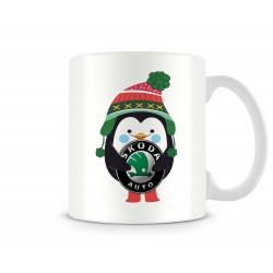 "Чаша ""SKODA Penguin MUG"""