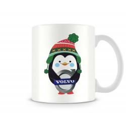 "Чаша ""Volvo Penguin MUG"""