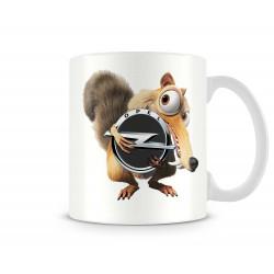 "Чаша ""scrat Opel mug"""