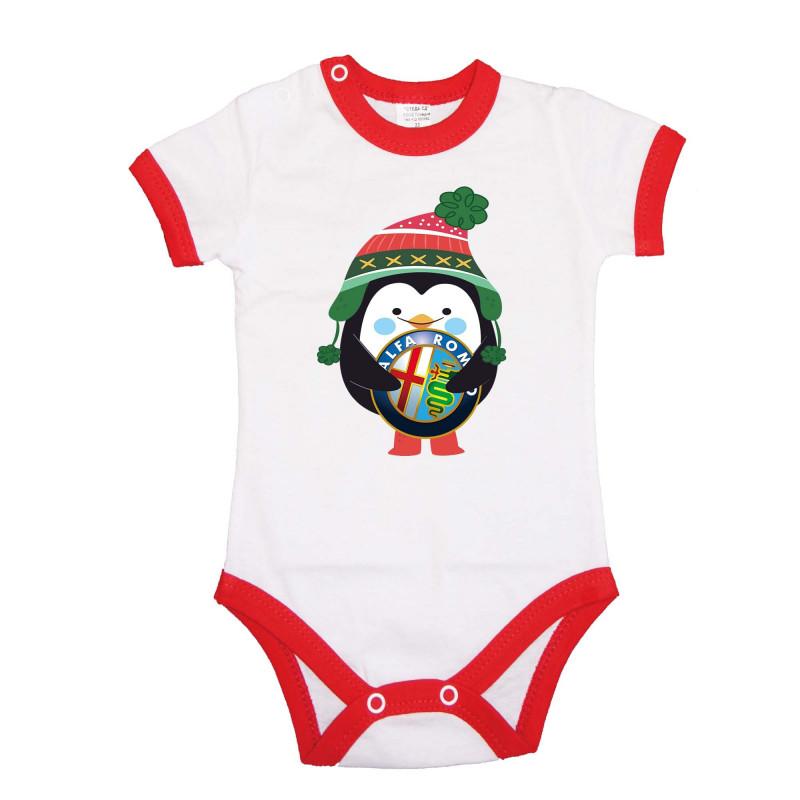 Бебешко боди Alfa Romeo Penguin