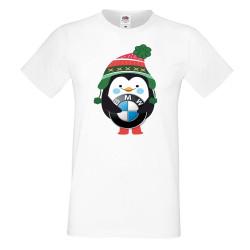 """Мъжка тениска """"BMW Penguin"""""""