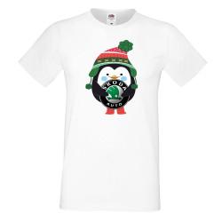 """Мъжка тениска """"Skoda Penguin"""""""