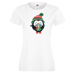 Дамска тениска Alfa Romeo Penguin