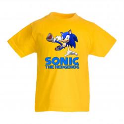 Детска тениска Sonic the Hedgehog 4