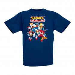 Детска тениска Sonic the Hedgehog and Friends