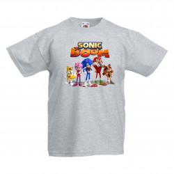 Детска тениска Sonic the Hedgehog Sonic Boom