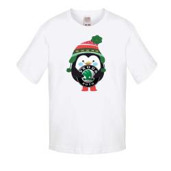 """Детска тениска """"Skoda Penguin"""""""